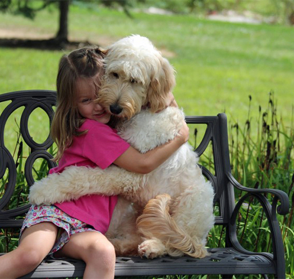 More Skin Bacteria Shared with your Dog than with Your Kids or Spouse