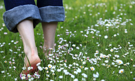 Energy Hacks for a Supercharged Body: Step 2 = Grounding
